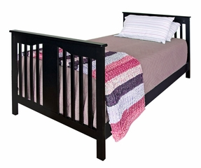 Annabelle Convertible Mini Crib - DaVinci Furniture - M5998