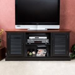 Antebellum Two-Tone Media Stand - Holly and Martin