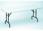 ANTI-MICROBIAL 30x72 Blow Molded Folding Table - Correll Office Furniture - R3072-AM
