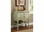 Antique Mint 2 Drawer Cabinet - 950203