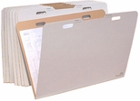 AOS VFOLDER37 Flat Storage File Folders - Package of 8