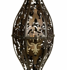 Arabesque Hanging Lantern - IMAX - 12438