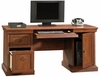 Arbor Gate Computer Credenza Coach Cherry - Sauder Furniture - 404851