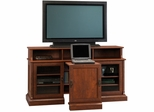 Arbor Gate Entertainment Credenza Coach Cherry - Sauder Furniture - 404485