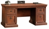Arbor Gate Executive Desk Coach Cherry - Sauder Furniture - 404853