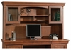 Arbor Gate Hutch For 404851 Credenza Coach Cherry - Sauder Furniture - 404709
