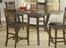 Arbor Hill Extension Gathering Table in Colonial Chestnut - Hillsdale Furniture - 4232-835