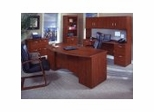 Arc Collection in Midtown Cherry - Contemporary Office Furniture