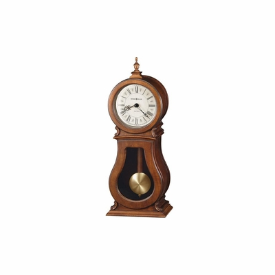 Arendal Tuscany Cherry Mantel Clock - Howard Miller