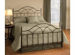 Aria Full Size Bed - Hillsdale Furniture - 1473BFR