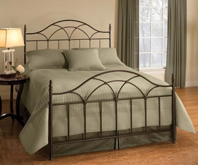 Aria King Size Bed - Hillsdale Furniture - 1473BKR