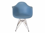 Arm Chair in Blue - DC-311G-BL