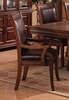 Arm Chair (Set of 2) in Cherry - Coaster