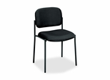 Armless Guest Chair - Black - BSXVL606VA10