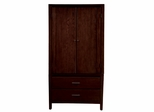 Armoire - Nevis Espresso - Modus Furniture - NV2385