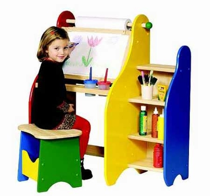 Art Activity Desk - Guidecraft - G51080