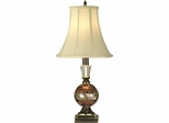 Art Glass Accent Lamp - Dale Tiffany