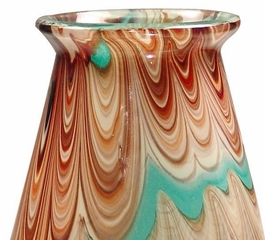 Art Glass Vase - Dale Tiffany - AG500244