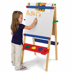 Artist Easel with Paper - KidKraft Furniture - 62028