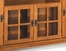 Arts and Crafts Entertainment Credenza in Cottage Oak - Home Styles - 5180-10