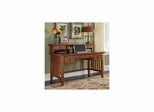 Arts and Crafts Executive Desk and Hutch - Home Styles - HS-5180-152