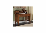 Arts and Crafts Student Desk and Hutch - Home Styles - HS-5180-162