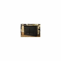 Ashford Antique Black Home Bar - American Hertiage - AH-600033AB.1