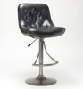 Aspen Adjustable Barstool in Oyster Grey - Hillsdale Furniture - 4290-830