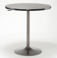 Aspen Adjustable Table - Hillsdale Furniture - 4189PTBG
