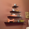 "SEI Aspen Floating Shelf 36"" Espresso"