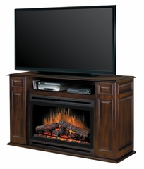 Atwood Media Electric Fireplace - Dimplex - SAP-033-BW