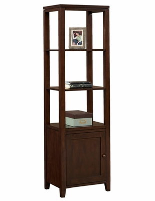 Audio Pier/Bookcase - Lingo - Inspirations by Broyhill - 6196-540