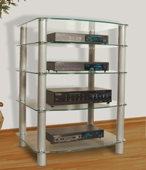 Audio Stand - Everest Multilevel Component Stand - V35CMP