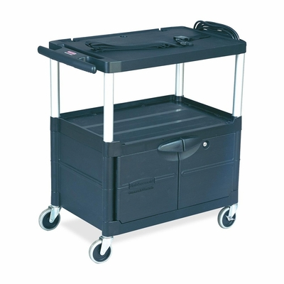 Audio-visual Cart - Black - RCP9T2900