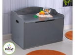 Austin Toy Box - Gray - KidKraft Furniture - 14962