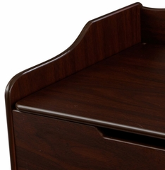 Austin Toy Box in Espresso - KidKraft Furniture - 14956