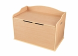 Austin Toy Box in Natural - KidKraft Furniture - 14953