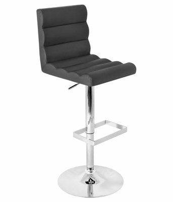 Autoo Barstool Black - LumiSource - BS-TW-AUTOO-BK