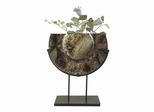 Autumn Leaves Planter - Dale Tiffany