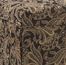 "Autumn Tone Paisley Tapestry Skirted ""Slip Over"" (Fits 741-440 Chair) - Powell Furniture - 741-252Z"
