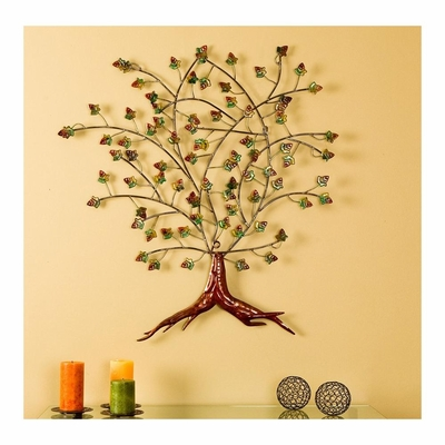 Autumn Tree Wall Art - Holly and Martin
