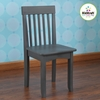 Avalon Chair - Gray - KidKraft Furniture - 16660
