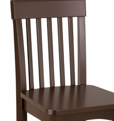 Avalon Chair in Chocolate - KidKraft Furniture - 16633