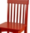 Avalon Chair in Cranberry - KidKraft Furniture - 16652