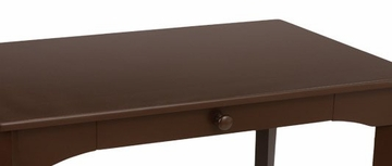 Avalon Table in Chocolate - KidKraft Furniture - 26633