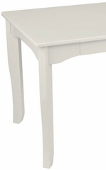 Avalon Table in Vanilla - KidKraft Furniture - 26634