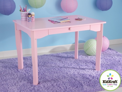 Avalon Table - Pink - KidKraft Furniture - 26661