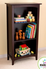 Avalon Tall Bookshelf in Espresso - KidKraft Furniture - 14043