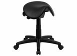 Backless Saddle Stool - WL-915MG-GG