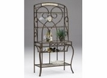 Baker's Rack - Brookside Fossil Stone Baker's Rack - Hillsdale Furniture - 4815-850